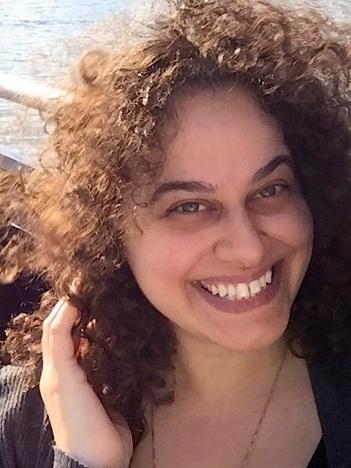 Alana I Capria - Author Photo